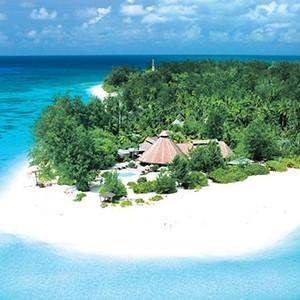 Denis Private Island - Seychelles Honeymoon Packages - island