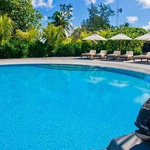 Denis Private Island - Seychelles Honeymoon Packages - pool