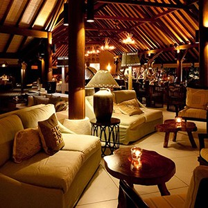 Denis Private Island - Seychelles Honeymoon Packages - restaurant