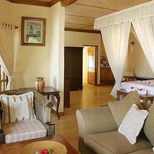Denis Private Island - Seychelles Honeymoon Packages - villa
