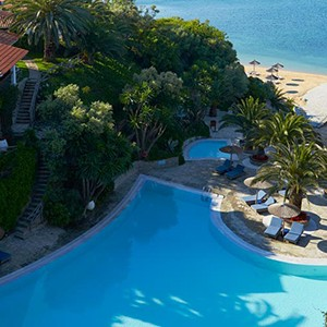 Eagles Palace - Greece Honeymoon Packages - Pool