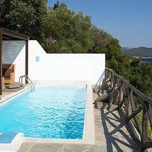 Eagles Palace - Greece Honeymoon Packages - Pool Villa