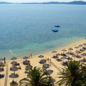 Eagles Palace - Greece Honeymoon Packages - beach 2