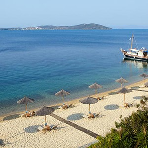 Eagles Palace - Greece Honeymoon Packages - beach