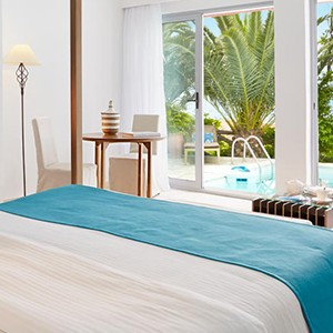 Eagles Palace - Greece Honeymoon Packages - bedroom