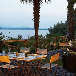 Eagles Palace - Greece Honeymoon Packages - dining 2