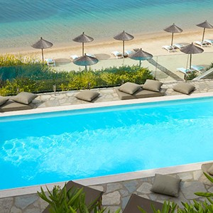 Eagles Palace - Greece Honeymoon Packages - pool 2