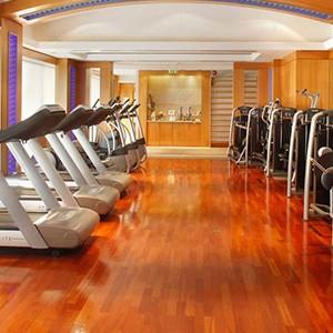 Four Seasons Limassol - Luxury holidays cyprus - gym
