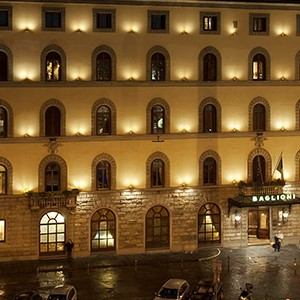 Grand Hotel Baglioni Florence - Italy Honeymoon Packages - exterior