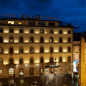 Grand Hotel Baglioni Florence - Italy Honeymoon Packages - thumbnail