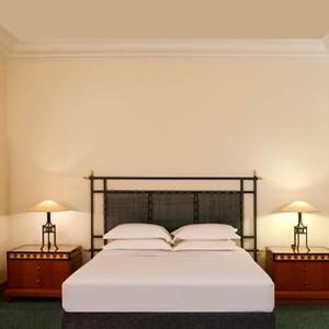 Grand Hyatt Musact - Oman Honeymoon Packages - bedroom