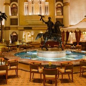 Grand Hyatt Musact - Oman Honeymoon Packages - lobby