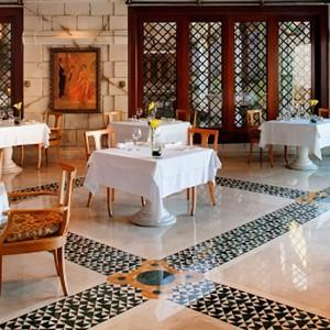 Grand Hyatt Musact - Oman Honeymoon Packages - restaurant