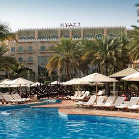 Grand Hyatt Musact - Oman Honeymoon Packages - thumbnail