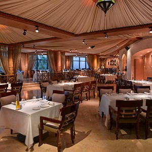 Grand hyat dubai - Dubai Honeymoon Packages - awtar restaurant