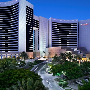 Grand hyat dubai - Dubai Honeymoon Packages - exterior 2