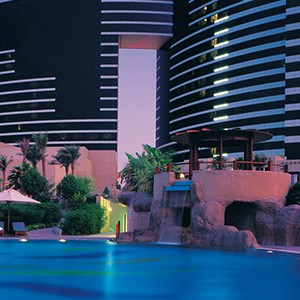Grand hyat dubai - Dubai Honeymoon Packages - exterior