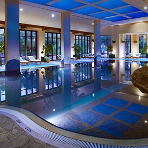 Grand hyat dubai - Dubai Honeymoon Packages - indoor pool
