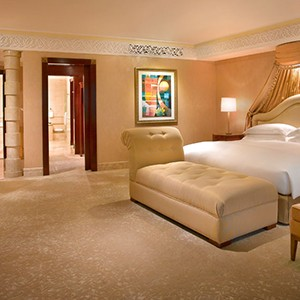Grand hyat dubai - Dubai Honeymoon Packages - prince suite