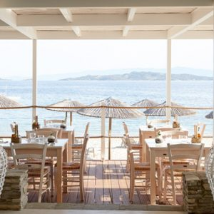 Greece Honeymoon Packages Eagles Palace Armyra Restaurant
