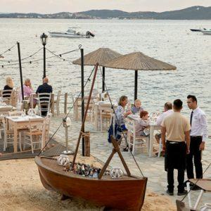 Greece Honeymoon Packages Eagles Palace Halkidiki Beach 3