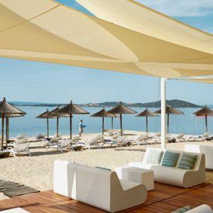 Greece Honeymoon Packages Eagles Palace Halkidiki Beach 4
