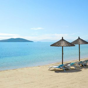 Greece Honeymoon Packages Eagles Palace Halkidiki Beach 5