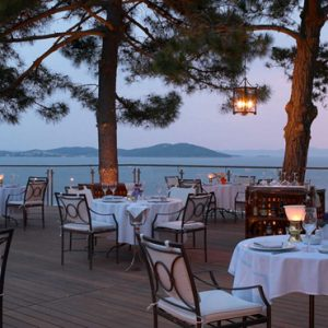 Greece Honeymoon Packages Eagles Palace Halkidiki Dining 11