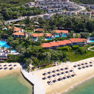 Greece Honeymoon Packages Eagles Palace Halkidiki Exterior