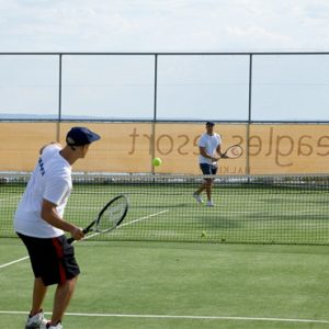 Greece Honeymoon Packages Eagles Palace Halkidiki Tennis