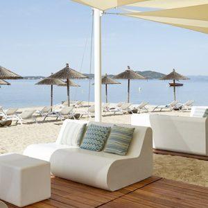 Greece Honeymoon Packages Eagles Palace Ammos Beach Bar