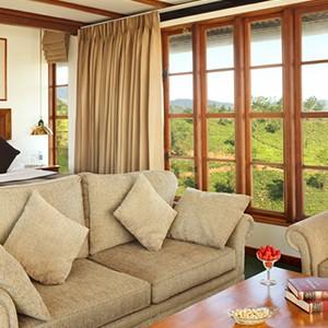 Herritance Tea Factory - Sri Lanka Honeymoon - bedroom