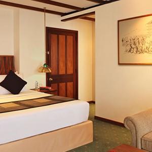 Herritance Tea Factory - Sri Lanka Honeymoon - room
