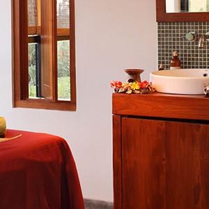 Herritance Tea Factory - Sri Lanka Honeymoon - spa