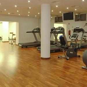 Hilton Vilamoura - gym