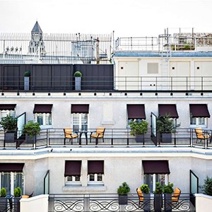 Hotel Prince De Galles, Paris - Paris City Breaks - exterior