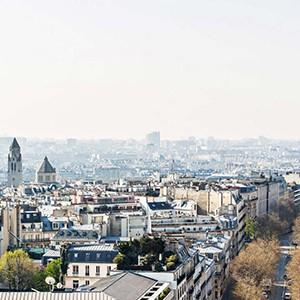 Hotel Prince De Galles, Paris - Paris City Breaks - paris view
