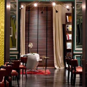 JK Place Florence - Italy Honeymoon Packages - dining