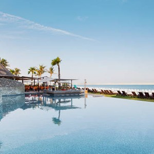 Jebel Ali - Dubai Honeymoon Packages - beach pool