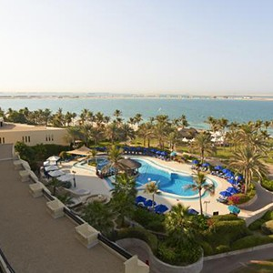 Jebel Ali - Dubai Honeymoon Packages - exterior
