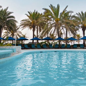 Jebel Ali - Dubai Honeymoon Packages - pool