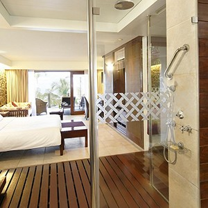 Le Meridien Fisherman's Cove - Seychelles Honeymoon Packages - Bedroom