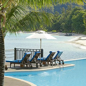 Le Meridien Fisherman's Cove - Seychelles Honeymoon Packages - pool