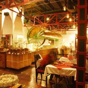 Luxury Sri Lanka Holiday Packages Heritance Tea Factory Sri Lanka Dining 2