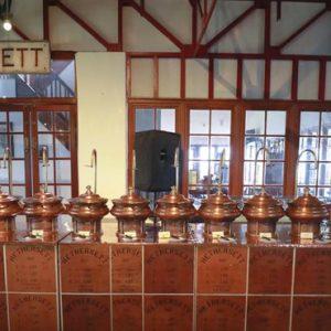 Luxury Sri Lanka Holiday Packages Heritance Tea Factory Sri Lanka Dining 4