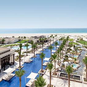 Park Hyatt Abu Dhabi - Abu Dhabi Honeymoon - thumbnail