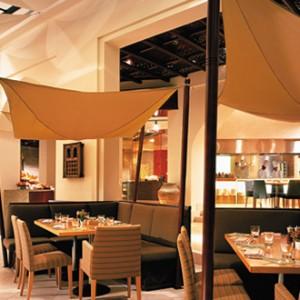 Shangri-La Barr Al Jissah - restaurant