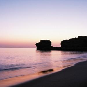 Shangri-La Barr Al Jissah - sunset