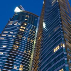 The Oberoi, Dubai - Dubai Honeymoon Packages - Exterior