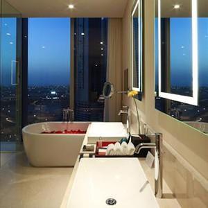 The Oberoi, Dubai - Dubai Honeymoon Packages - bathroom